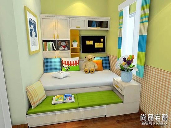 小卧室如何装榻榻米
