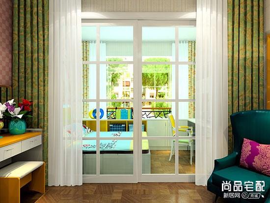 阳台和卧室墙能打通吗