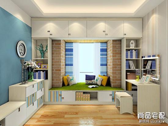 卧室收纳柜设计图