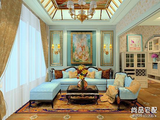 香河县欧式布艺沙发