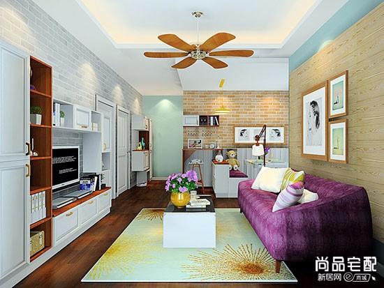 家用客厅布艺沙发