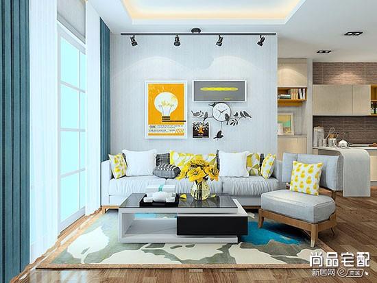 韩式布艺沙发图片大全