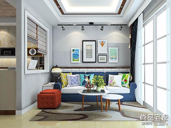 地毯和沙发的搭配