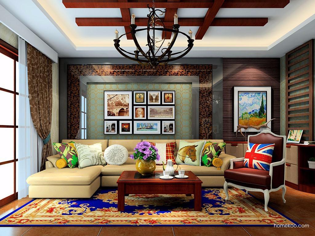 客厅窗帘材质