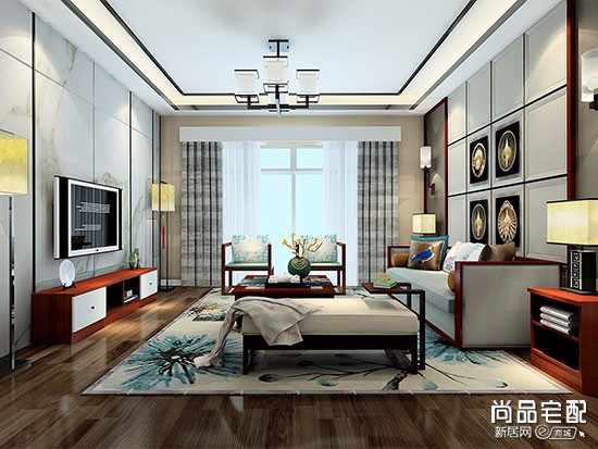 客厅窗帘多少钱