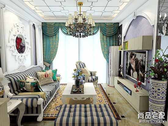 窗帘一平米多少钱