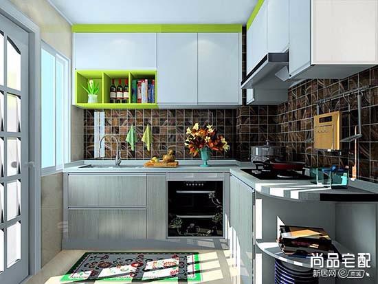 厨房墙砖装修