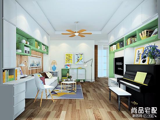 安信实木复合地板价格