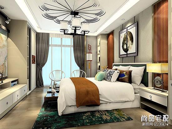 卧室灯形状风水