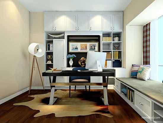 定制书柜图片大全,让空间更宽敞