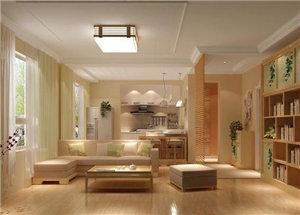 日式风格客厅,小清新首选