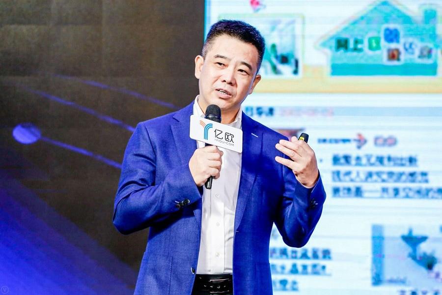 尚品宅配董事长李连柱:把一个企业的情怀变成一个行业的崛起