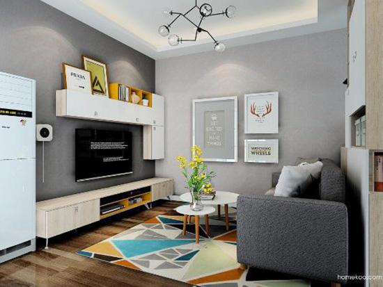 客厅装修效果图小户型 客厅装修效果图