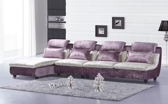 高档布艺沙发图片,打造出梦想中的小家