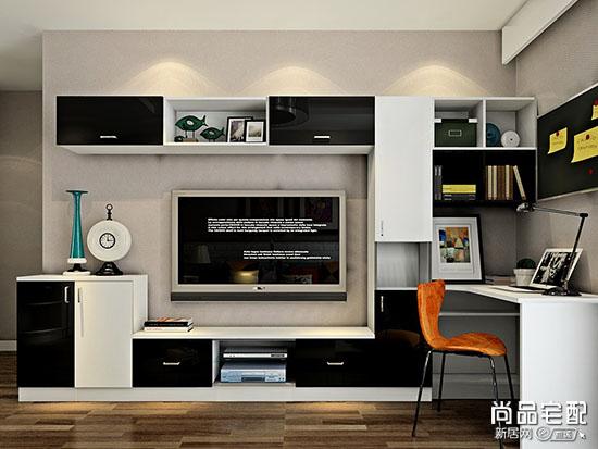 客厅电视墙装修效果图大全