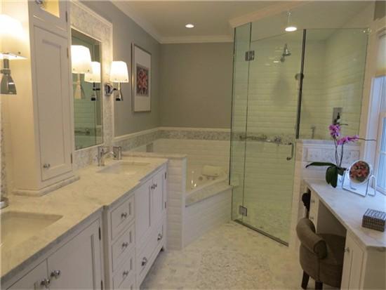 淋浴房玻璃用什么好