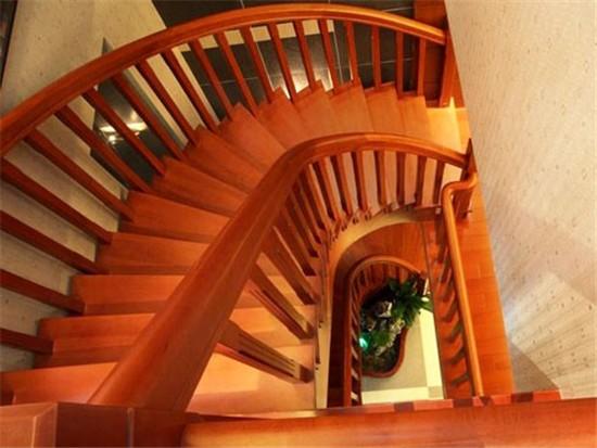 旋转楼梯的简单计算公式