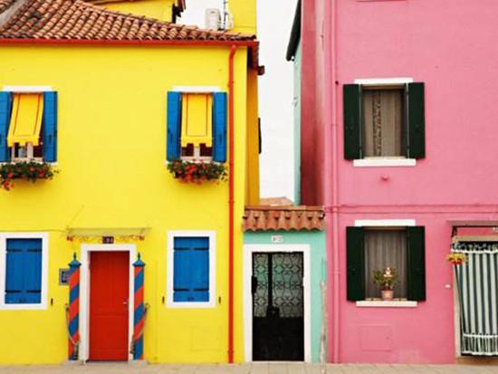 外墙常用的几种涂料分类知识普及
