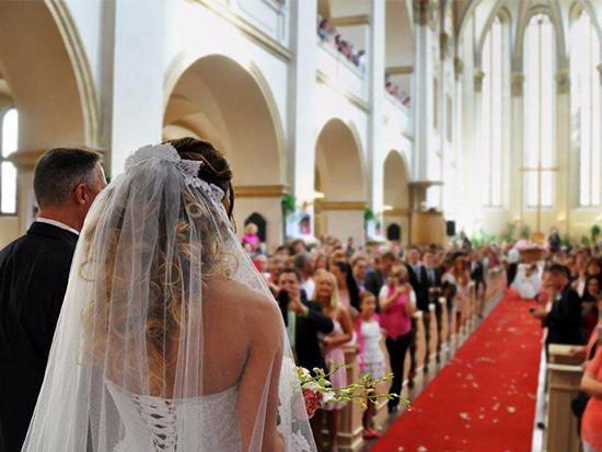 教堂婚礼致辞