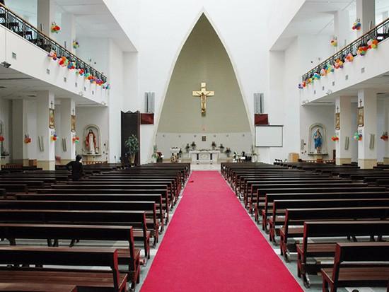 教堂婚礼礼仪有哪些