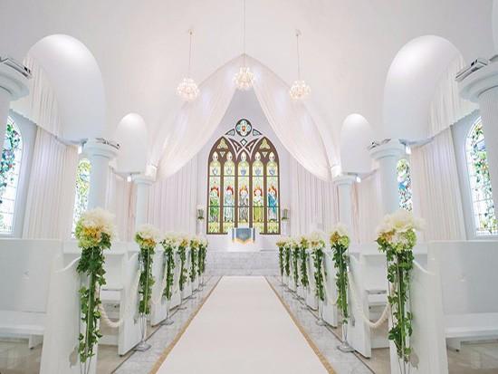 教堂婚礼需要多少钱