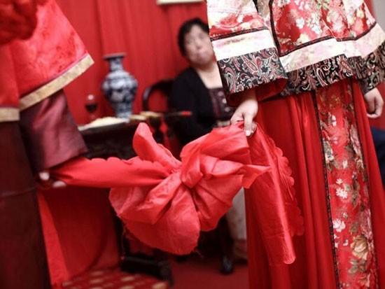 四川结婚的风俗流程