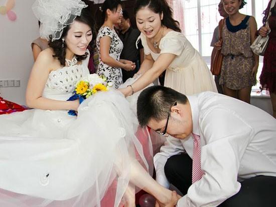 安徽的结婚风俗是什么