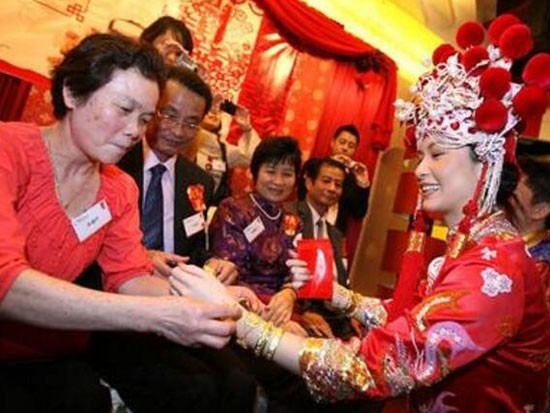 山东曲阜结婚风俗有哪些