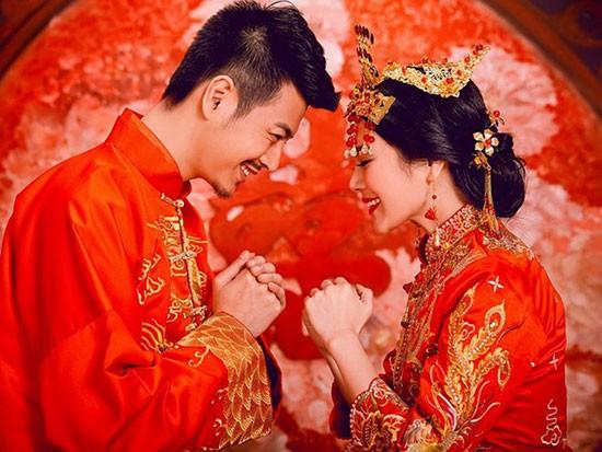 古代婚礼的流程