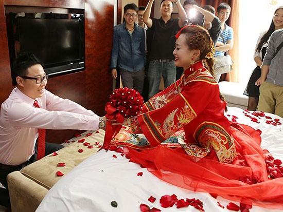 汉服婚礼流程有哪些