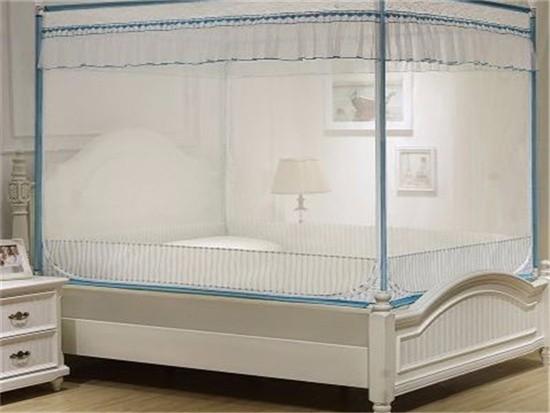 蚊帐尺寸指的是长度