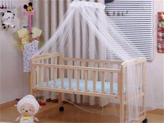 婴儿蚊帐怎么安装