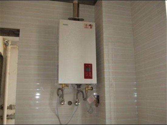 燃气热水器尺寸多少