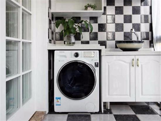滚筒洗衣机如何清洗