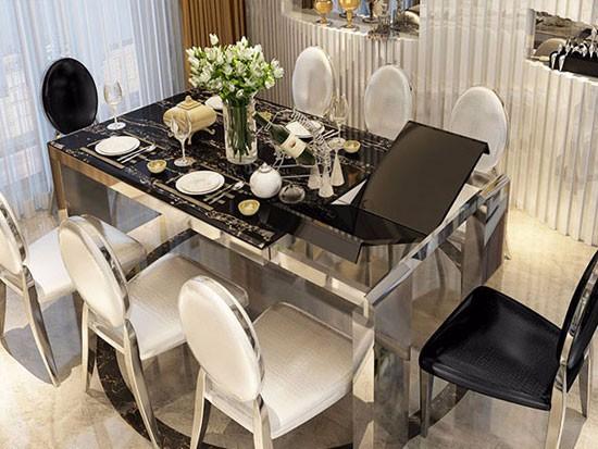 大理石餐桌保养