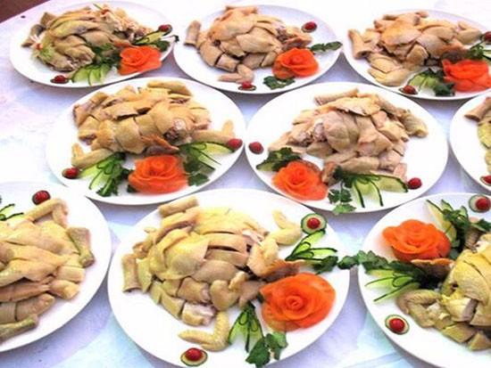 粤菜婚宴菜单具体有哪些