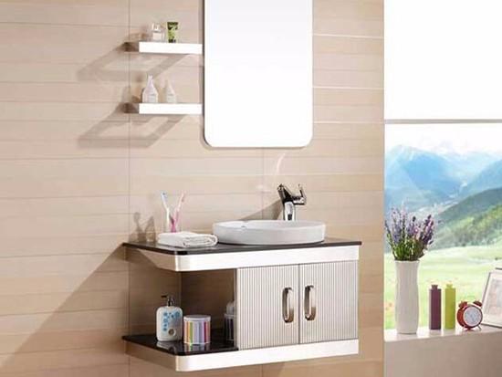 不锈钢浴室柜排行榜