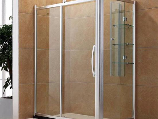 扇形淋浴房最小尺寸