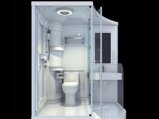 整体卫生间淋浴房