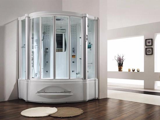 整体淋浴房构造