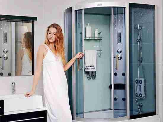 弧形淋浴房好不好