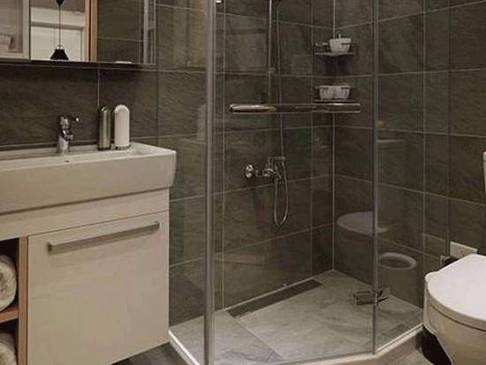 卫生间墙地砖效果图