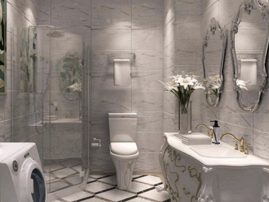 如何挑选质量好的卫生间瓷砖
