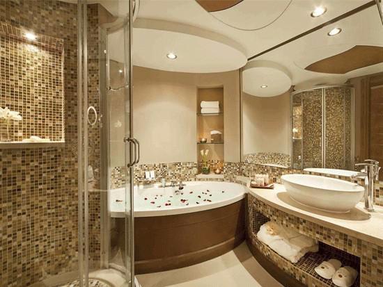 卫生间瓷砖分类