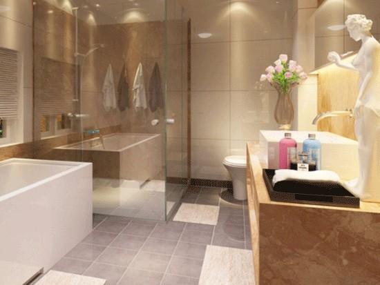 如何选择卫生间瓷砖