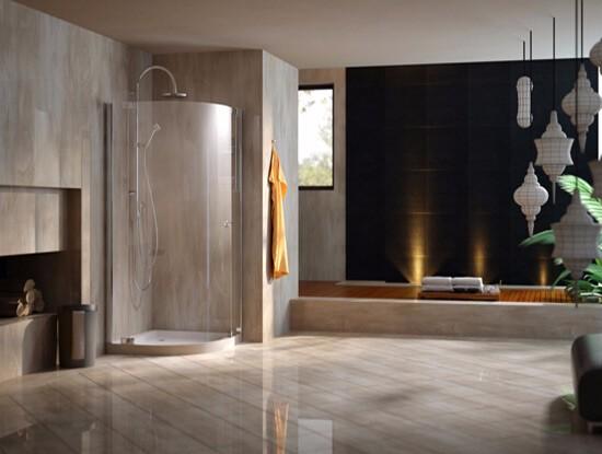 科勒简易淋浴房