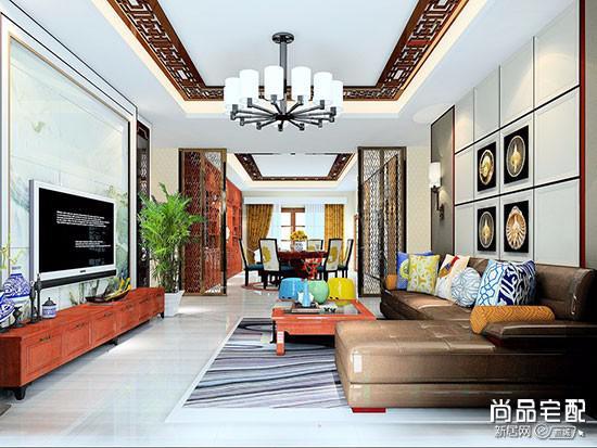 别墅挑高客厅怎么改造