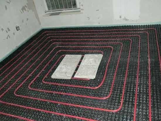 地暖安装优缺点