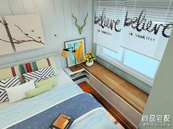 卧室飘窗设计效果图哪种好?