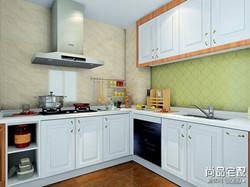 大厨房橱柜效果图哪种好?